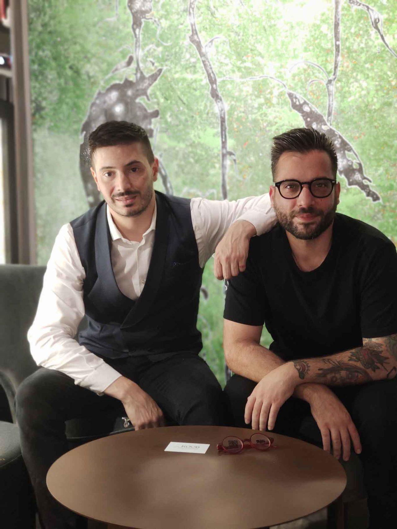Tom di Fabio e Patrizio Boschetto