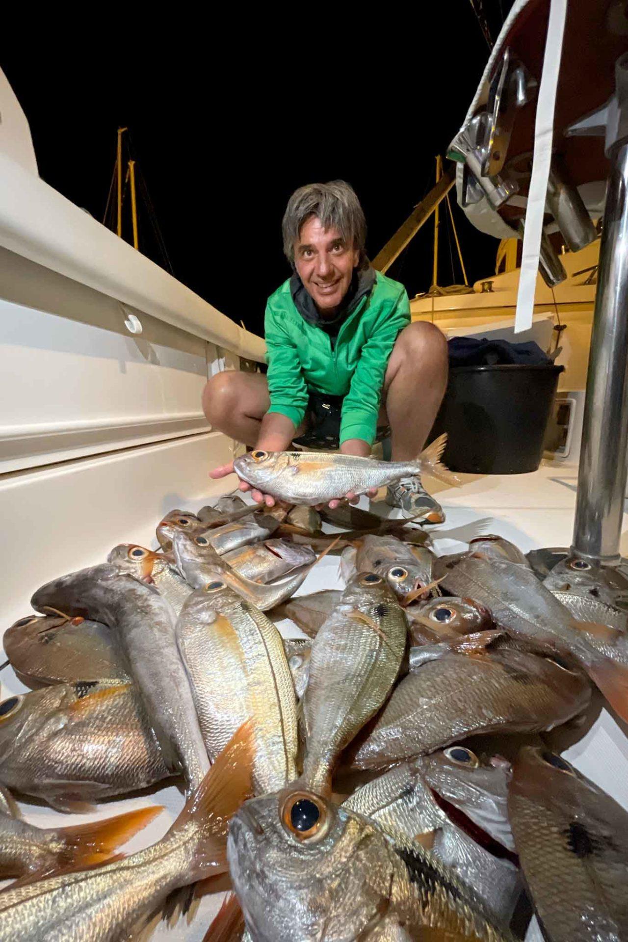 tipi di pesce da fondale: pezzogne