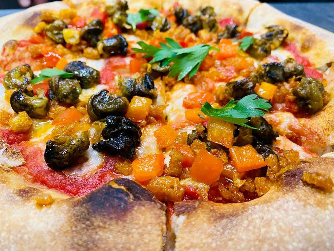 pizzeria La Sorgente Guardiagrele Abruzzo pizza aelion