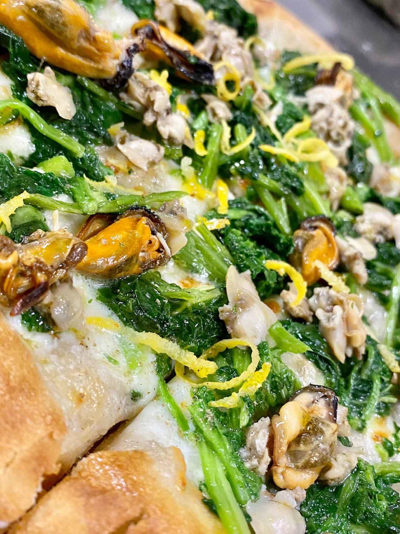 pizzeria La Sorgente Guardiagrele Abruzzo pizza campana