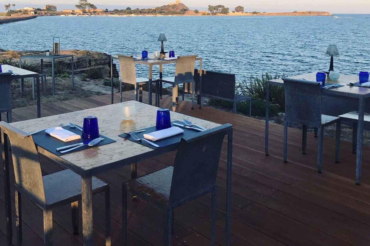 ristoranti mare Sardegna: Pula