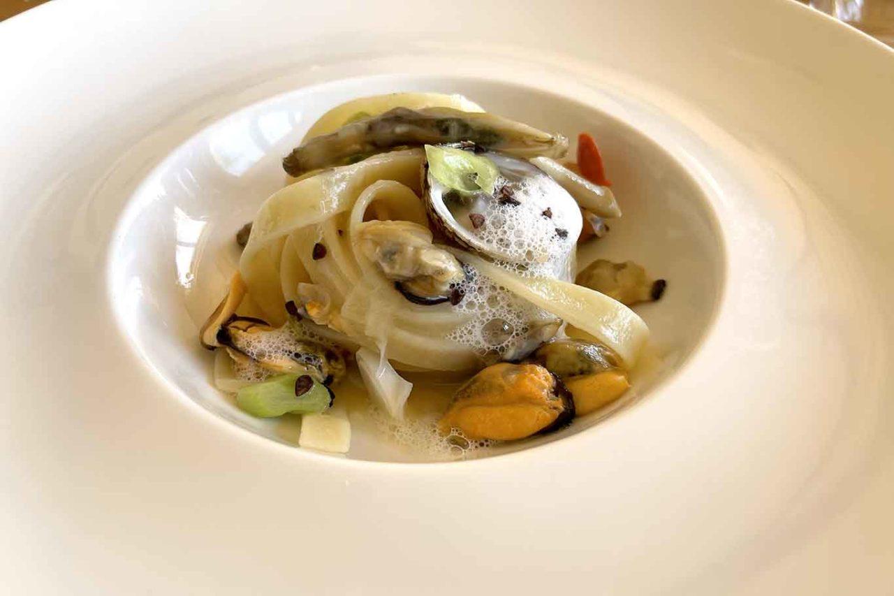 ristorante Mima Vico Equense pasta ai frutti di mare