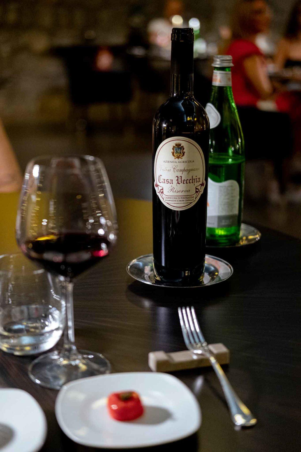 vino Casa vecchia
