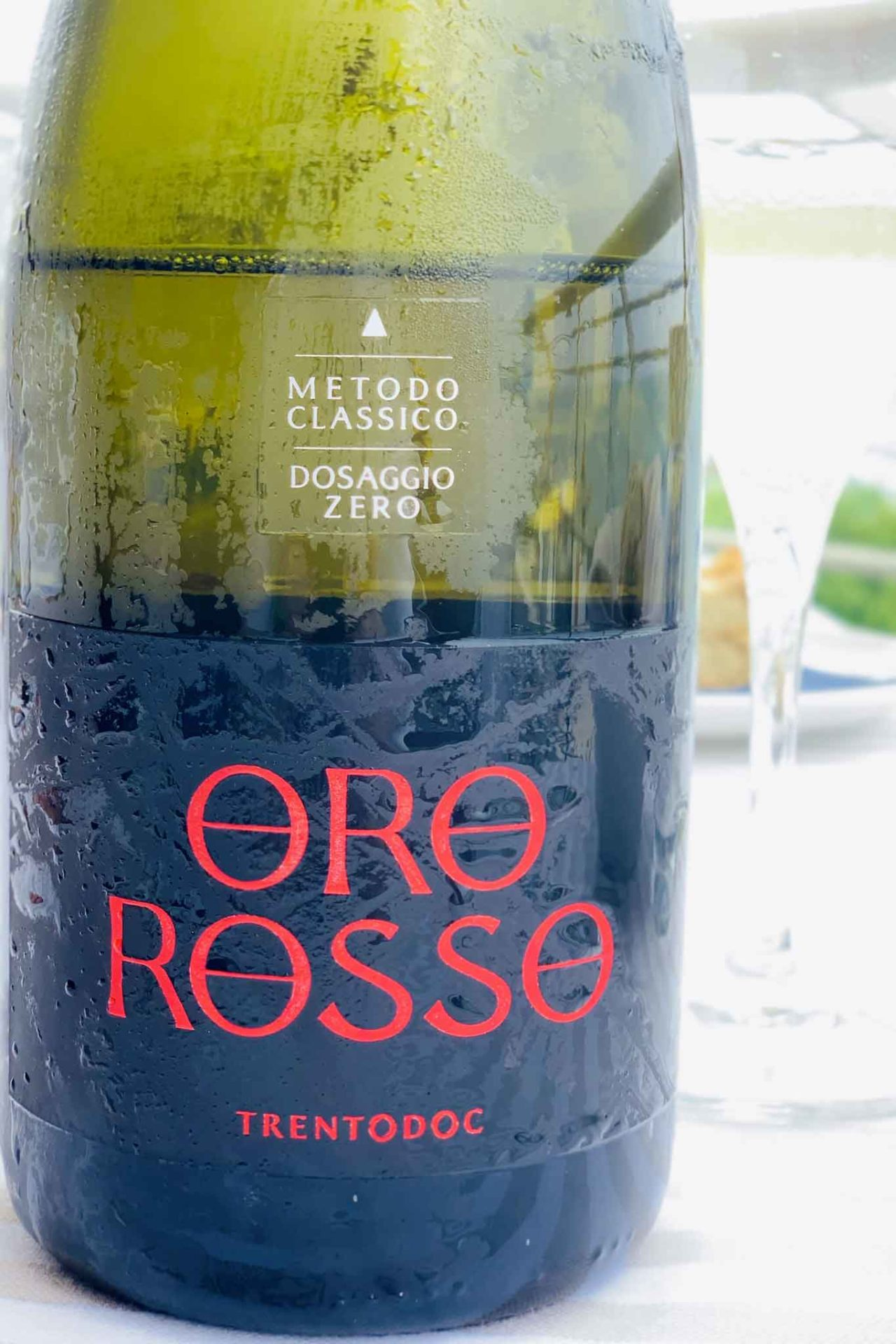trento doc vino Oro Rosso