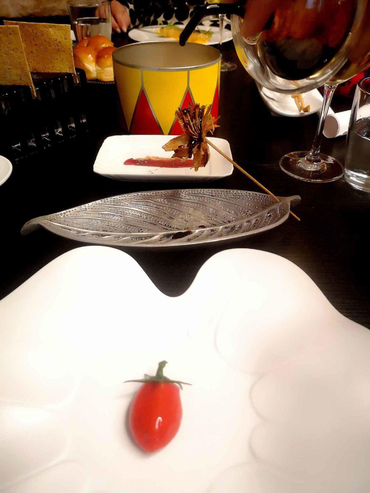 Angelo Sabatelli ristorante Putignano Puglia pomodorino