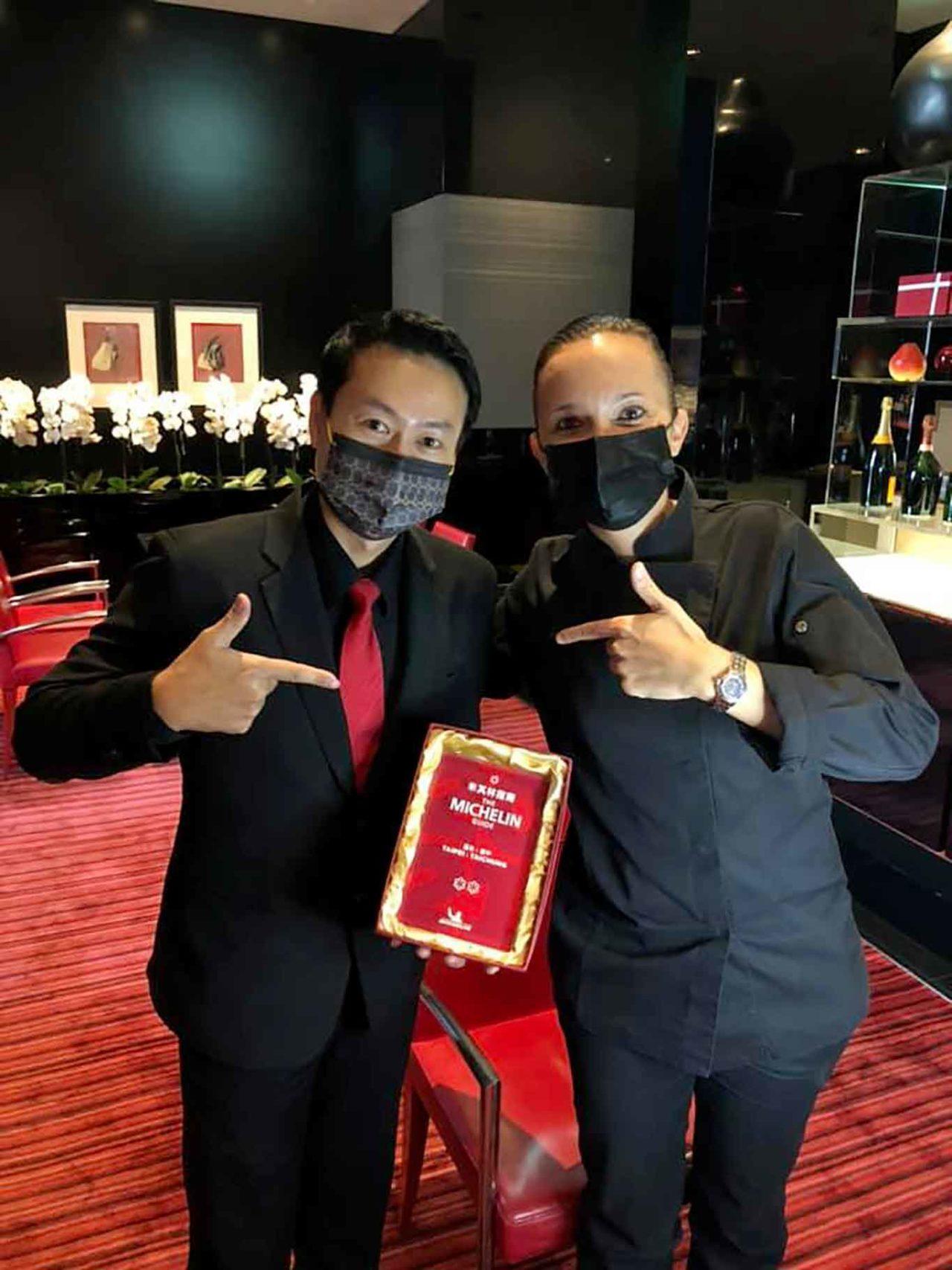 Atelier de Joël Robuchon due stelle Michelin a Taipei