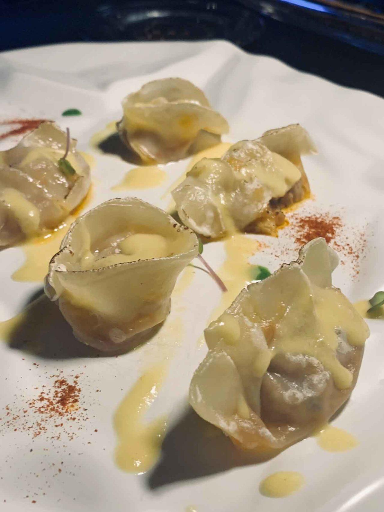 Bra Restaurant Sarno Gyoza