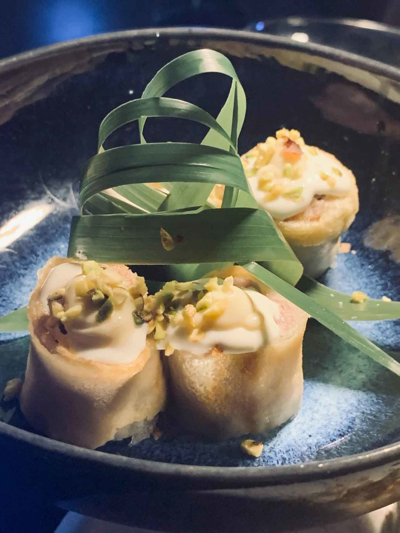 Bra Restaurant Sarno Hotto Harumaki