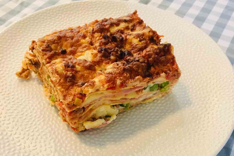 Cucina Casalinga ristorante Amsterdam lasagna