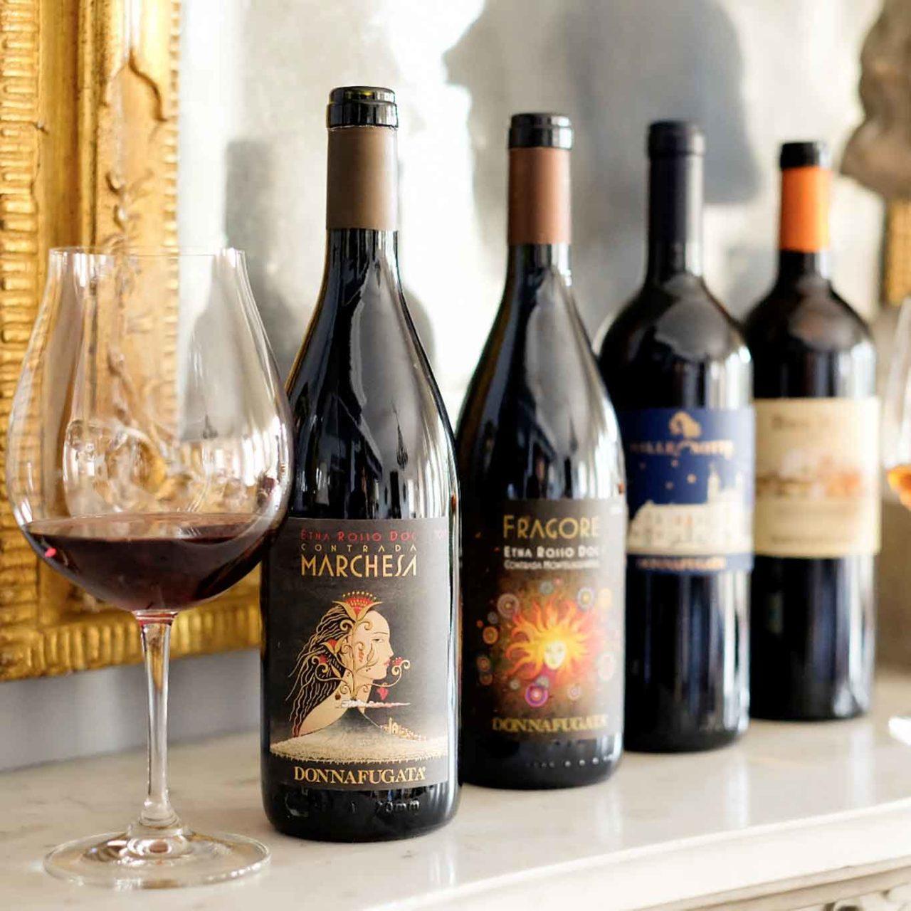 Donnafugata vini