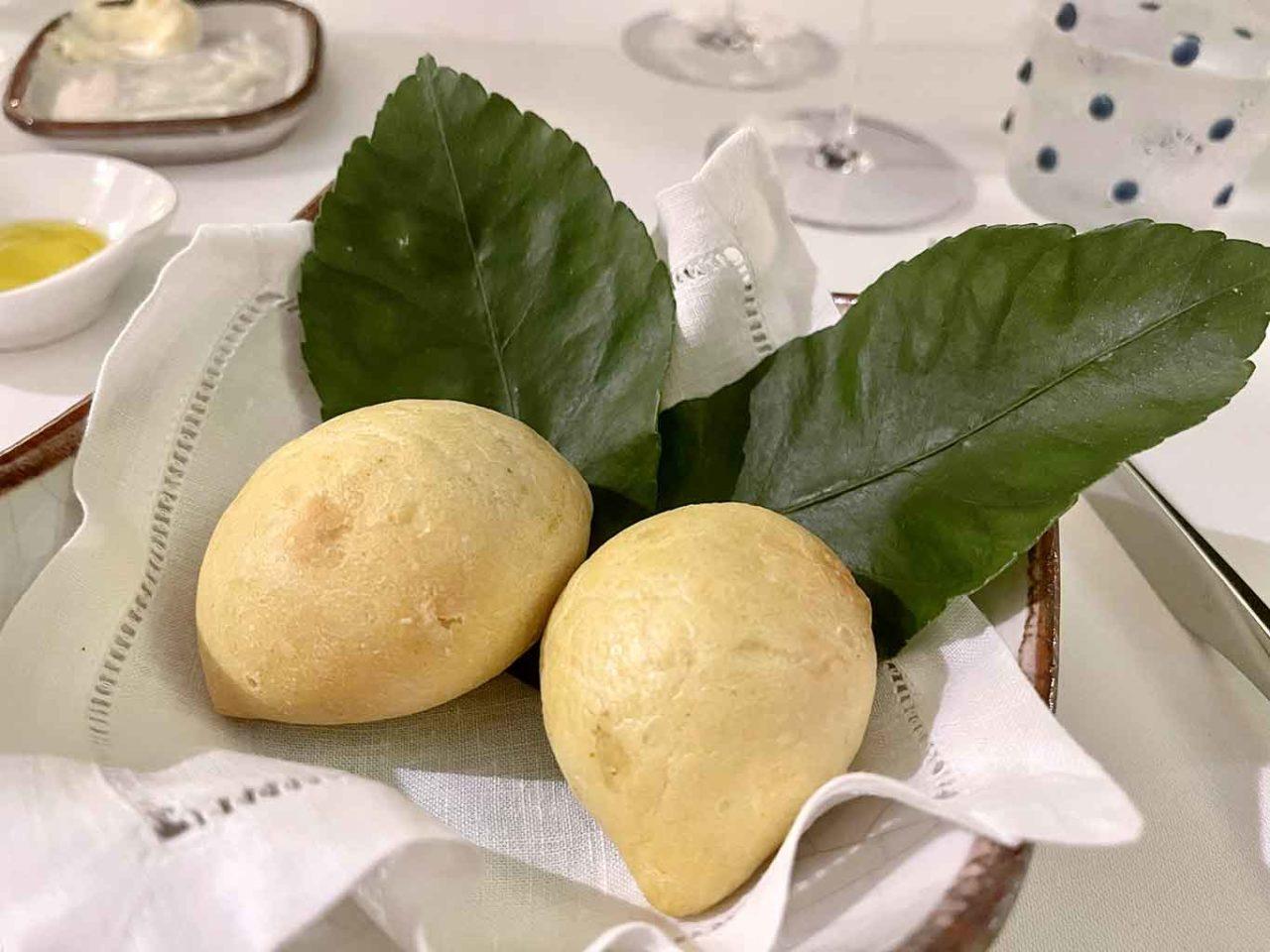 pane al limone