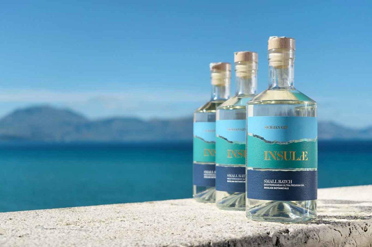Insulae Sicilian Gin