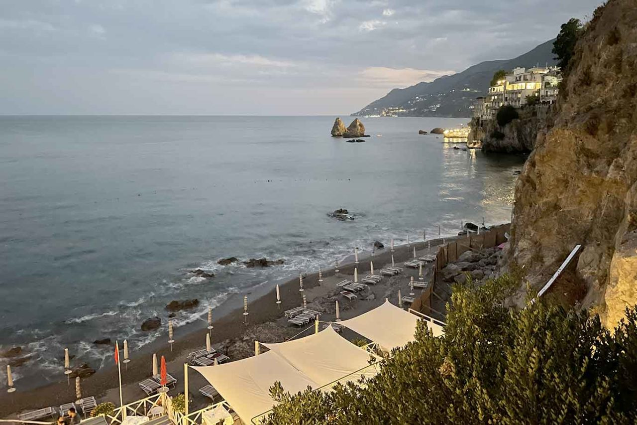 La Crestarella ristorante Vietri sul Mare