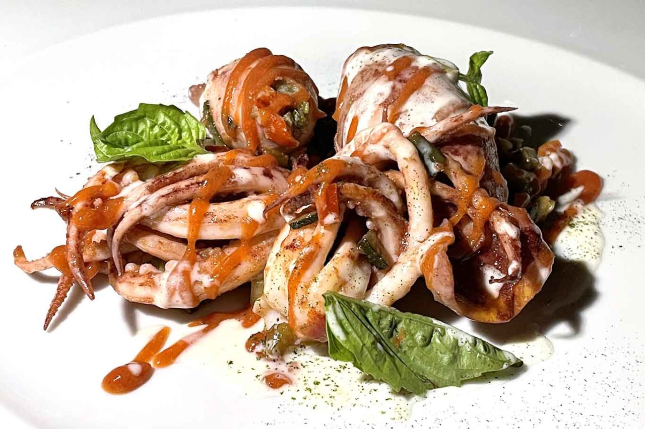 La Crestarella ristorante Vietri sul Mare totanetti