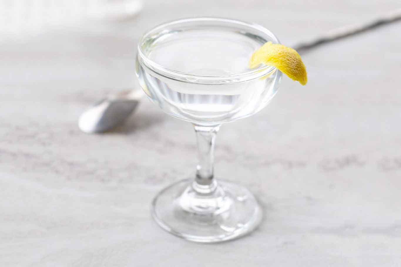 Martini Capri gin
