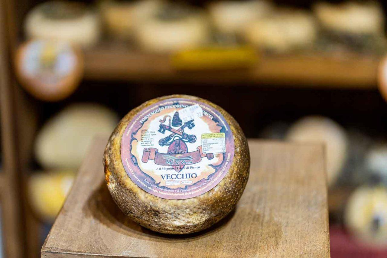 formaggio all'olio