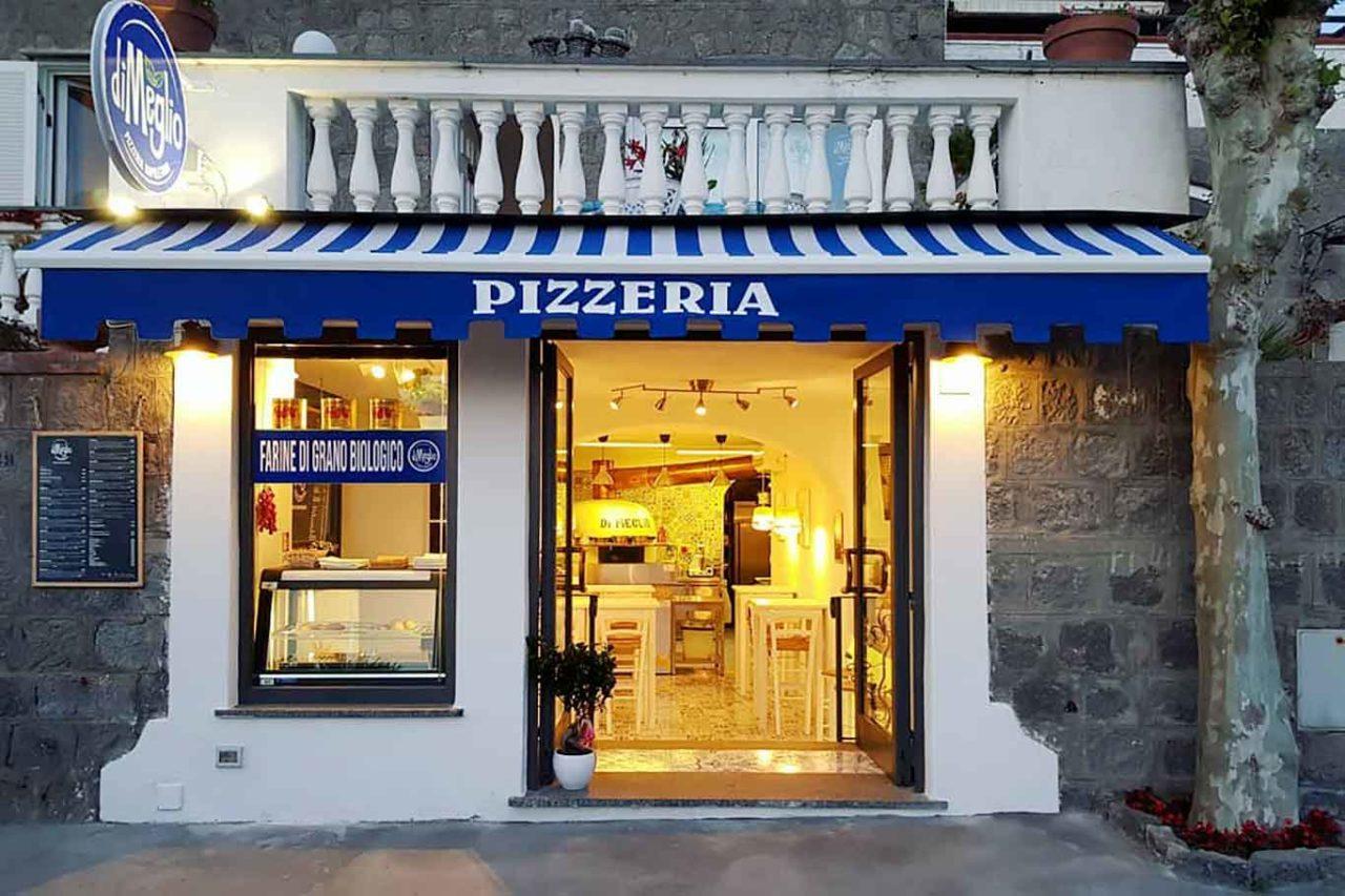 Pizzeria Di Meglio Ischia