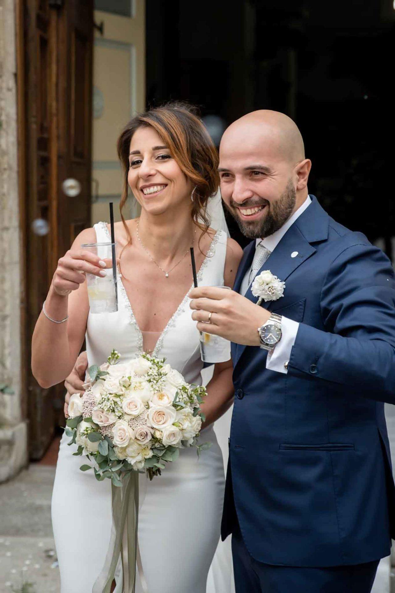 Stefania Di Pasquo e Tomas Torsiello