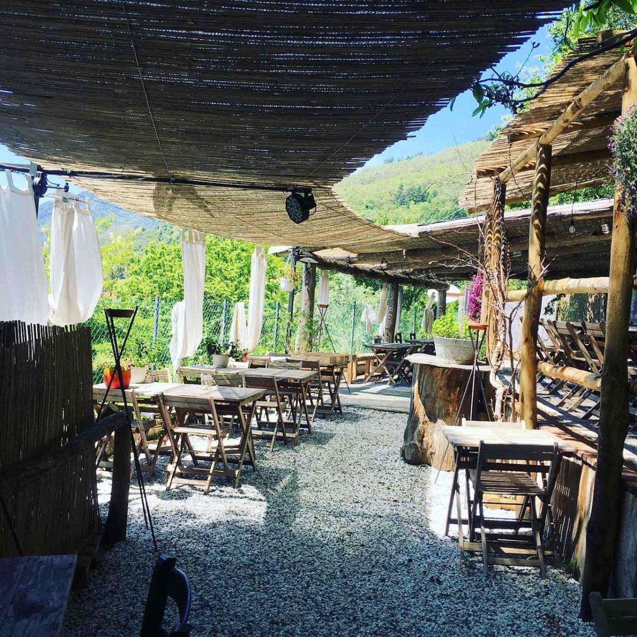 migliori ristoranti in Versilia: L'Osteria a Stazzema