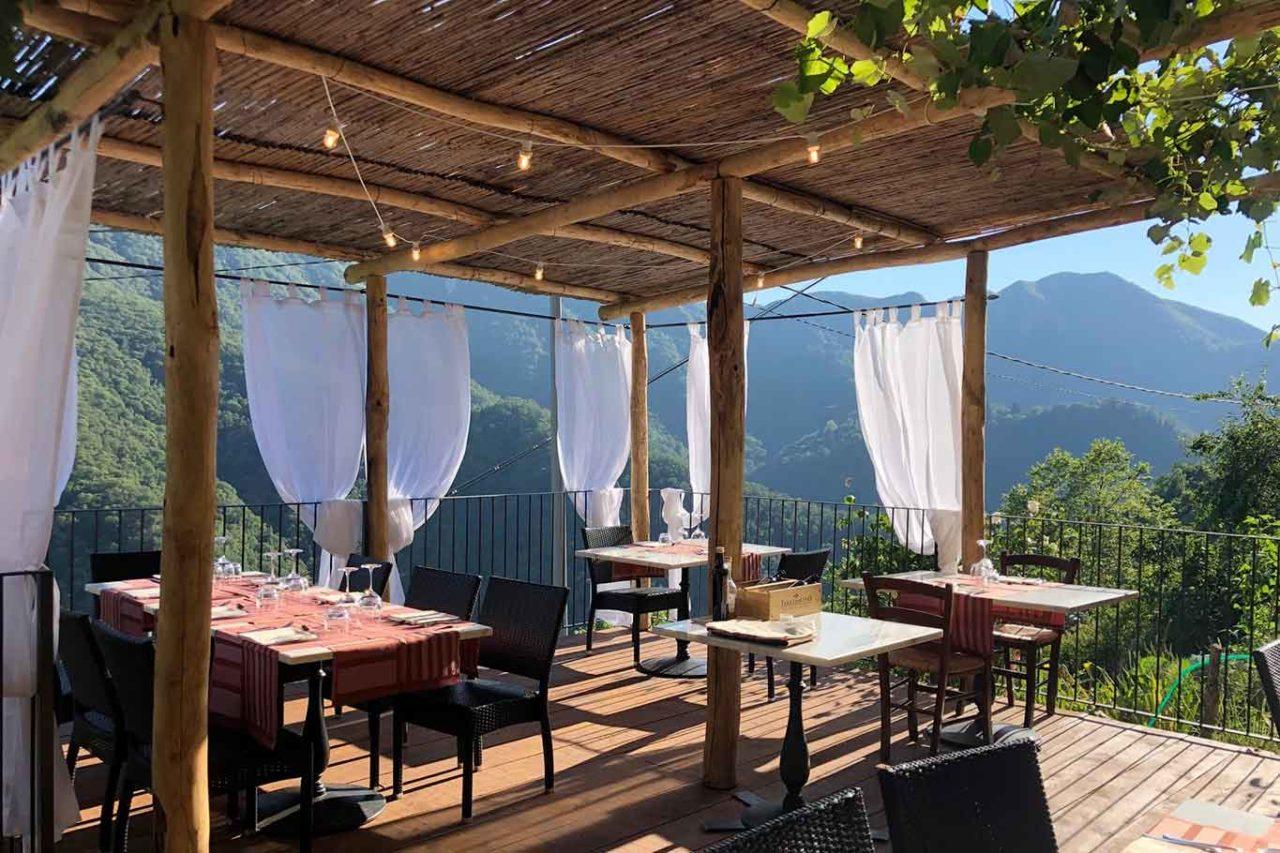 migliori ristoranti in Versilia: Sotto la Loggia