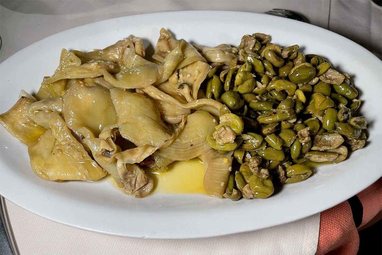 agriturismo Al Sentiero Galdo di Pollica Cilento olive ammaccate