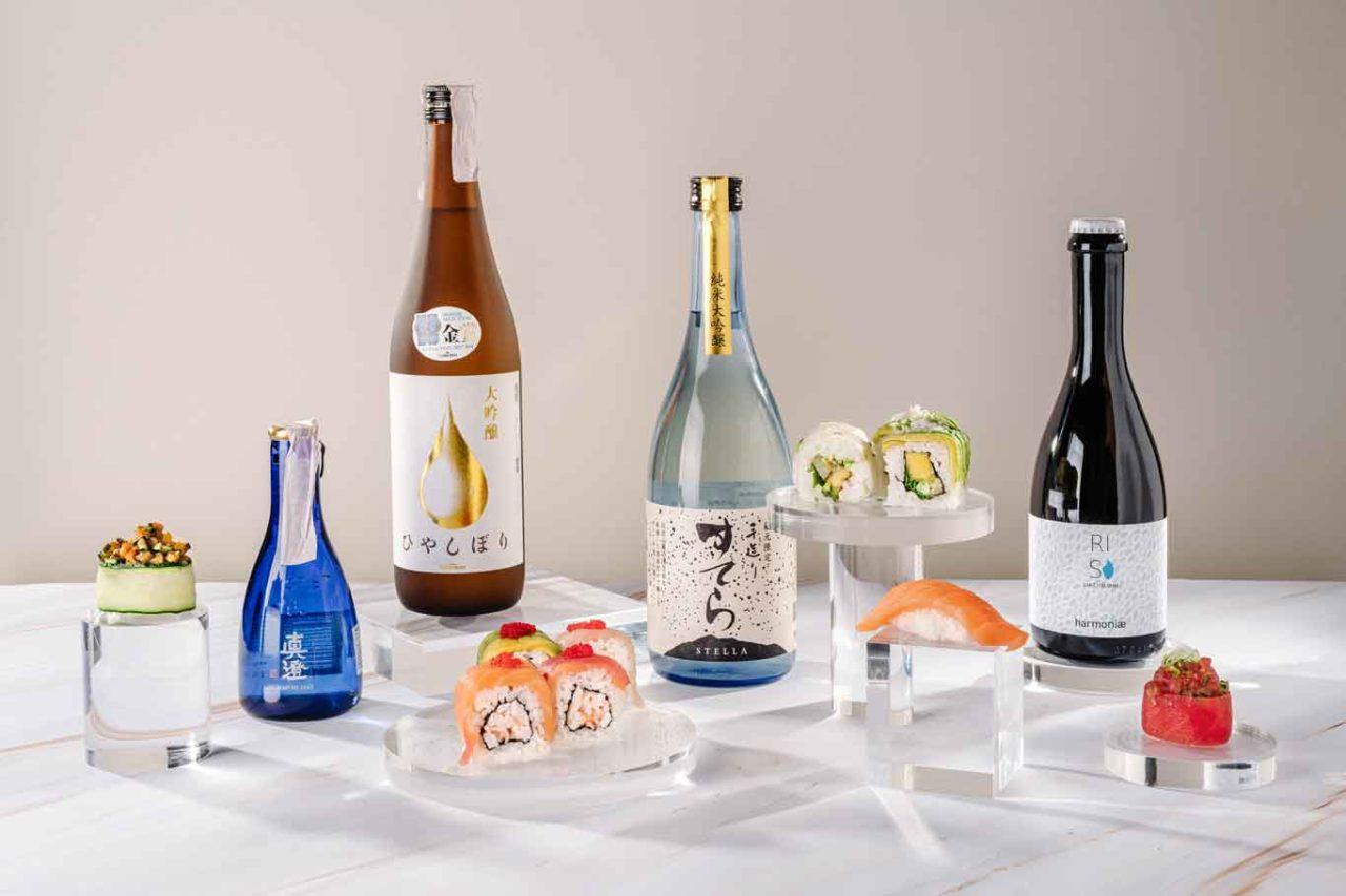 armonico sushi sake