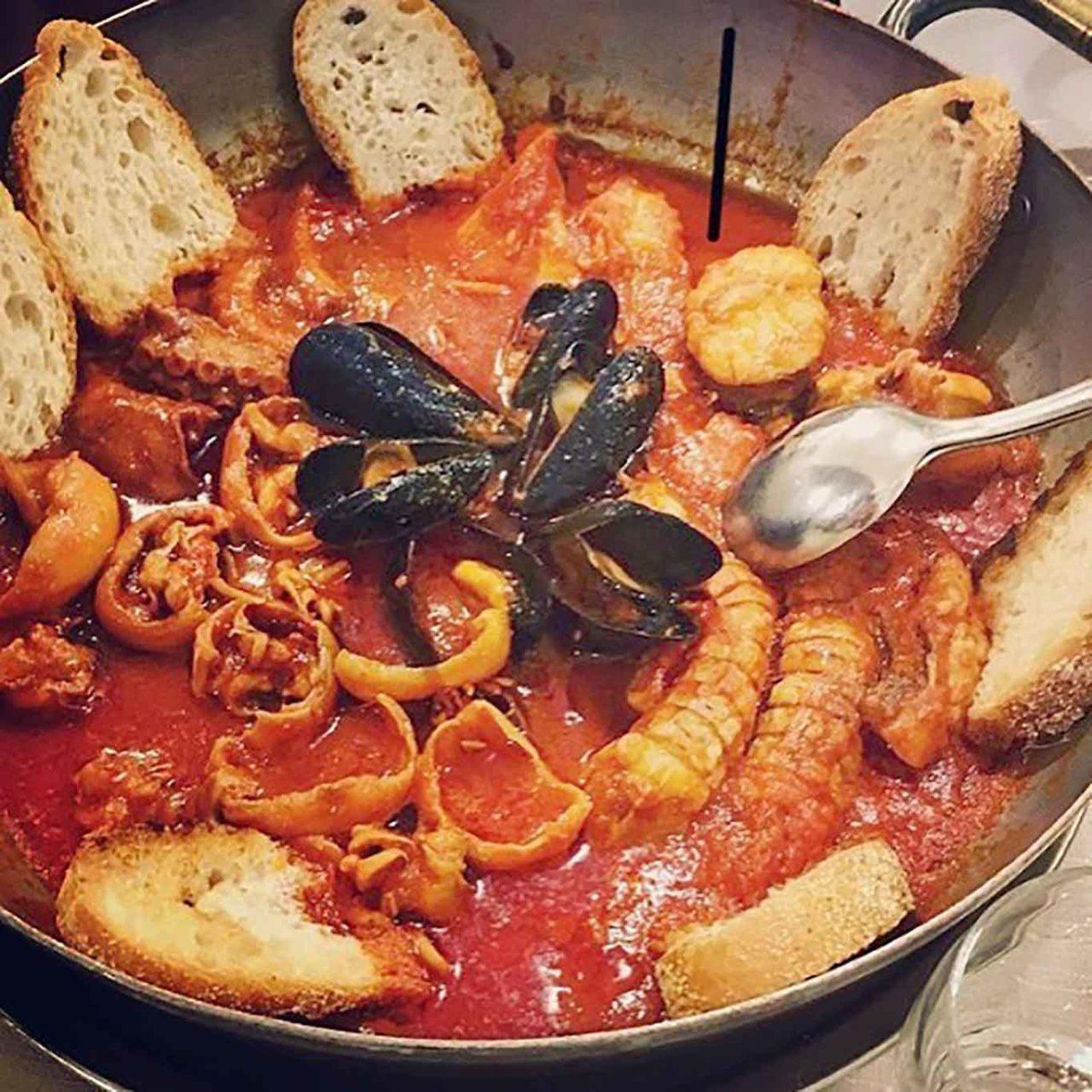 migliori ristoranti in Versilia: Da Miro a Viareggio
