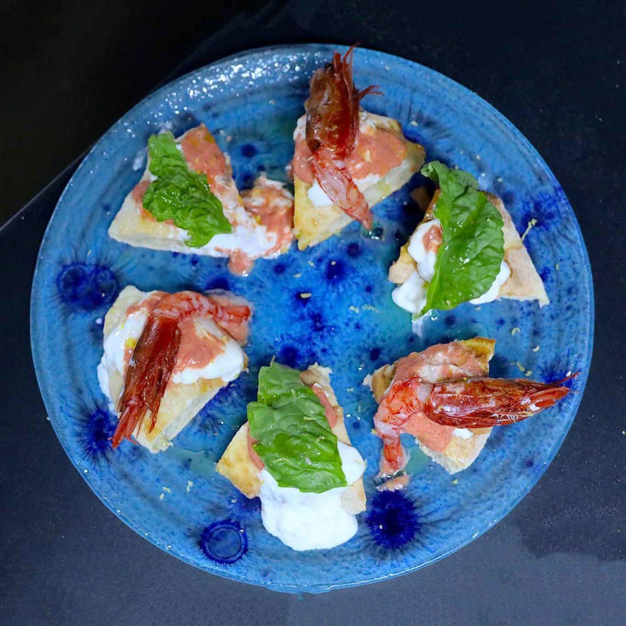 pizzeria Caveau Ispica Sicilia degustazione pesce