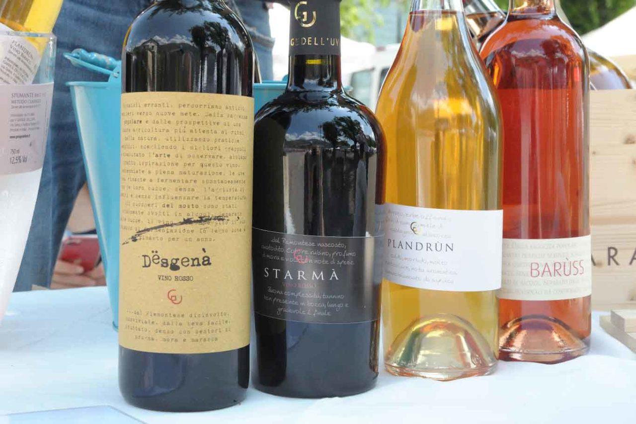 migliori vini naturali del Piemonte: Garage dell'Uva