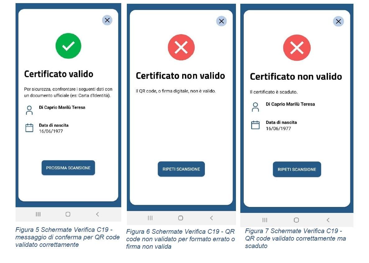 Green pass applicazione