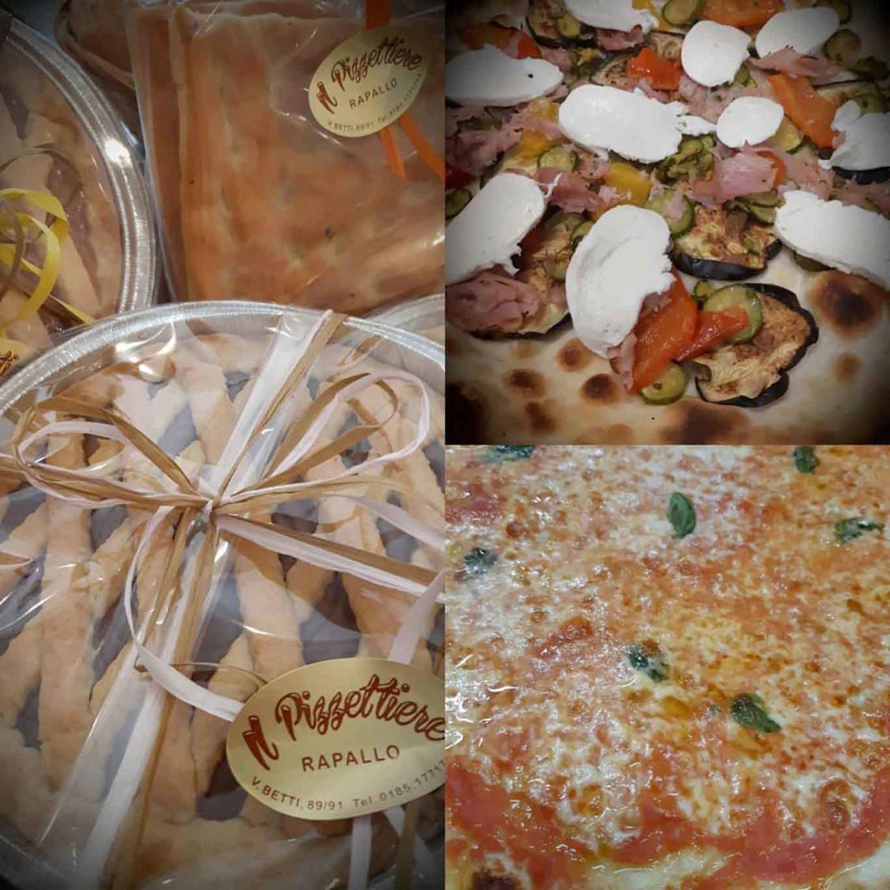 il pizzettiere a Rapallo