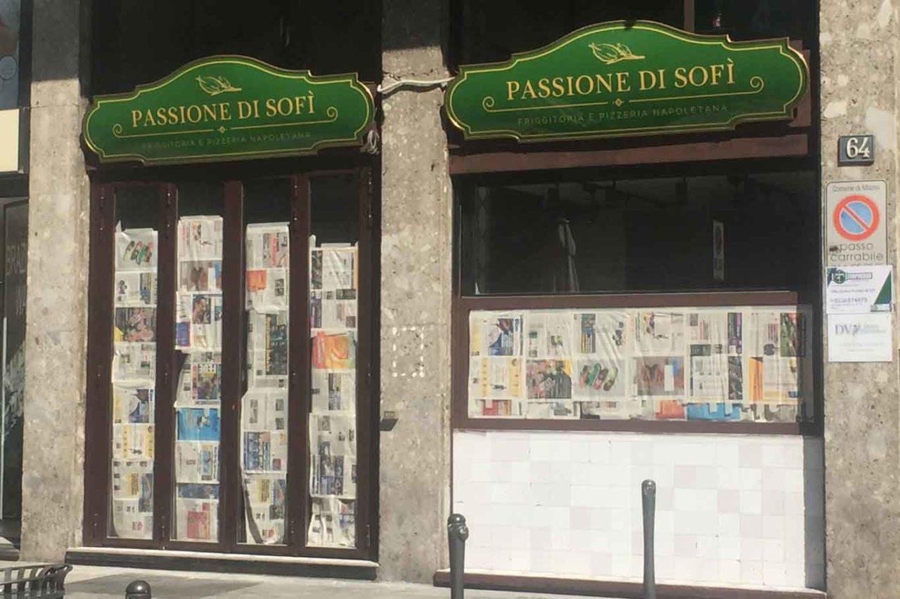 passione di sofì garibaldi Nuove aperture d'autunno a Milano