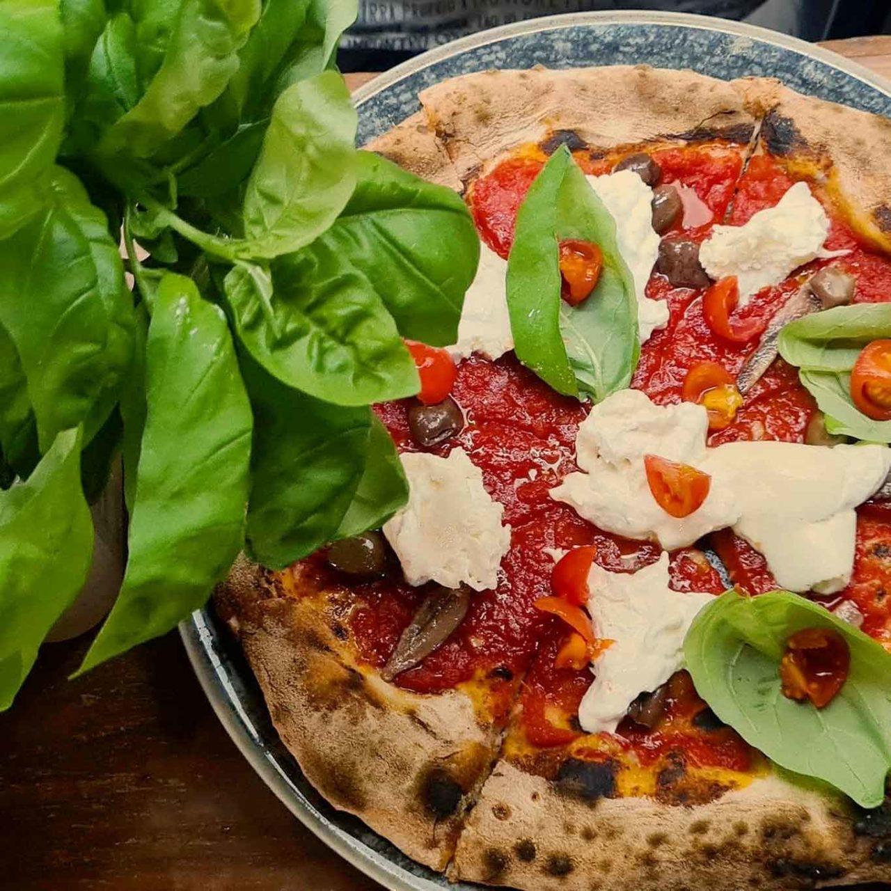 Pizza Fuoco e Fiamme, pizzerie di Genova e della Liguria