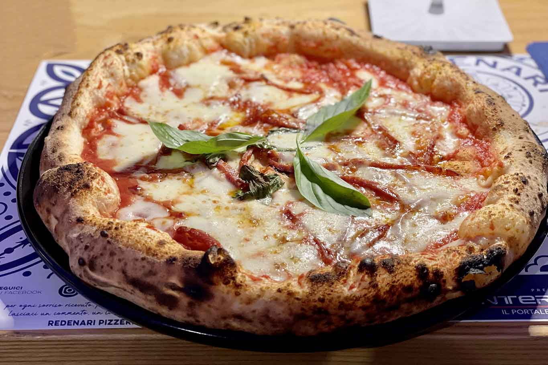 pizzeria Re Denari Salerno