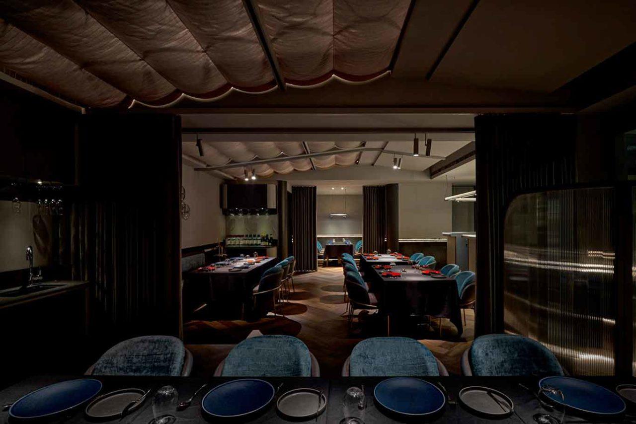ristorante De Nuit Taipei stella Michelin