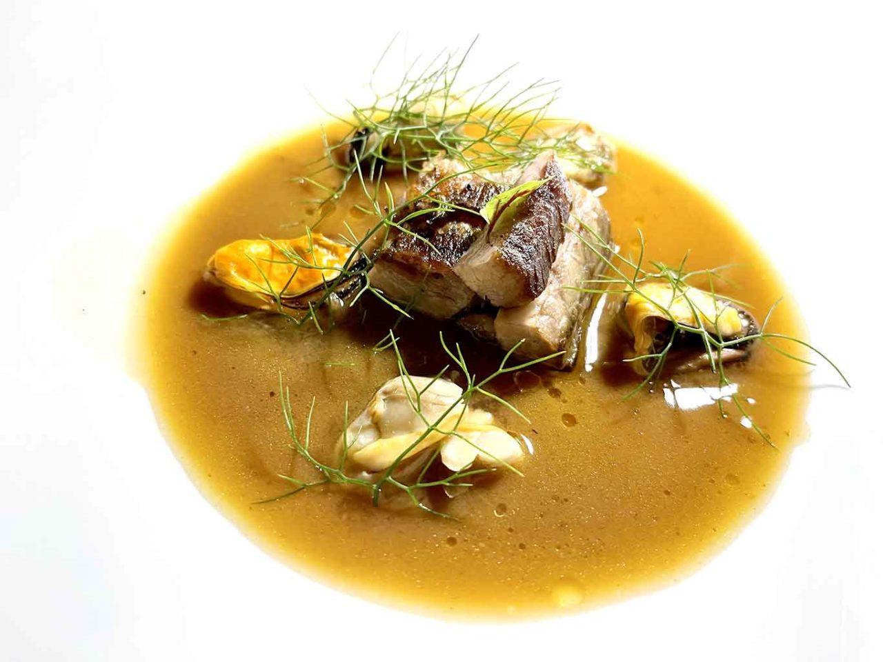 ristorante Il Corbezzolo Botania Relais Ischia: maiale