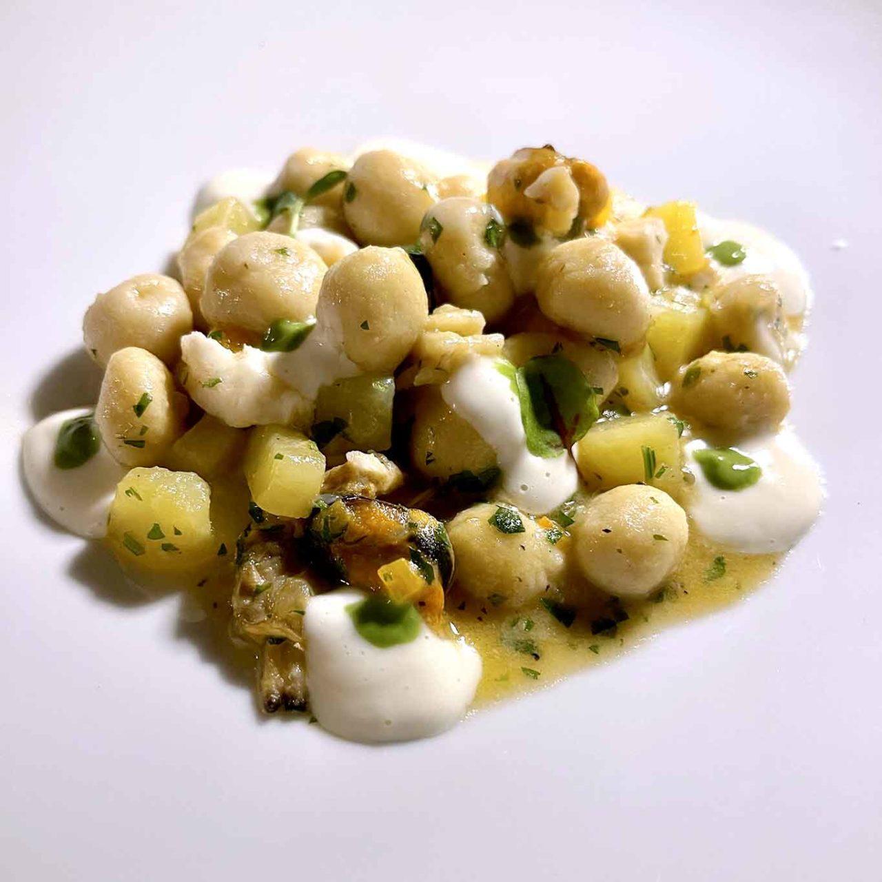ristorante Il Corbezzolo Botania Relais Ischia: gnocchi