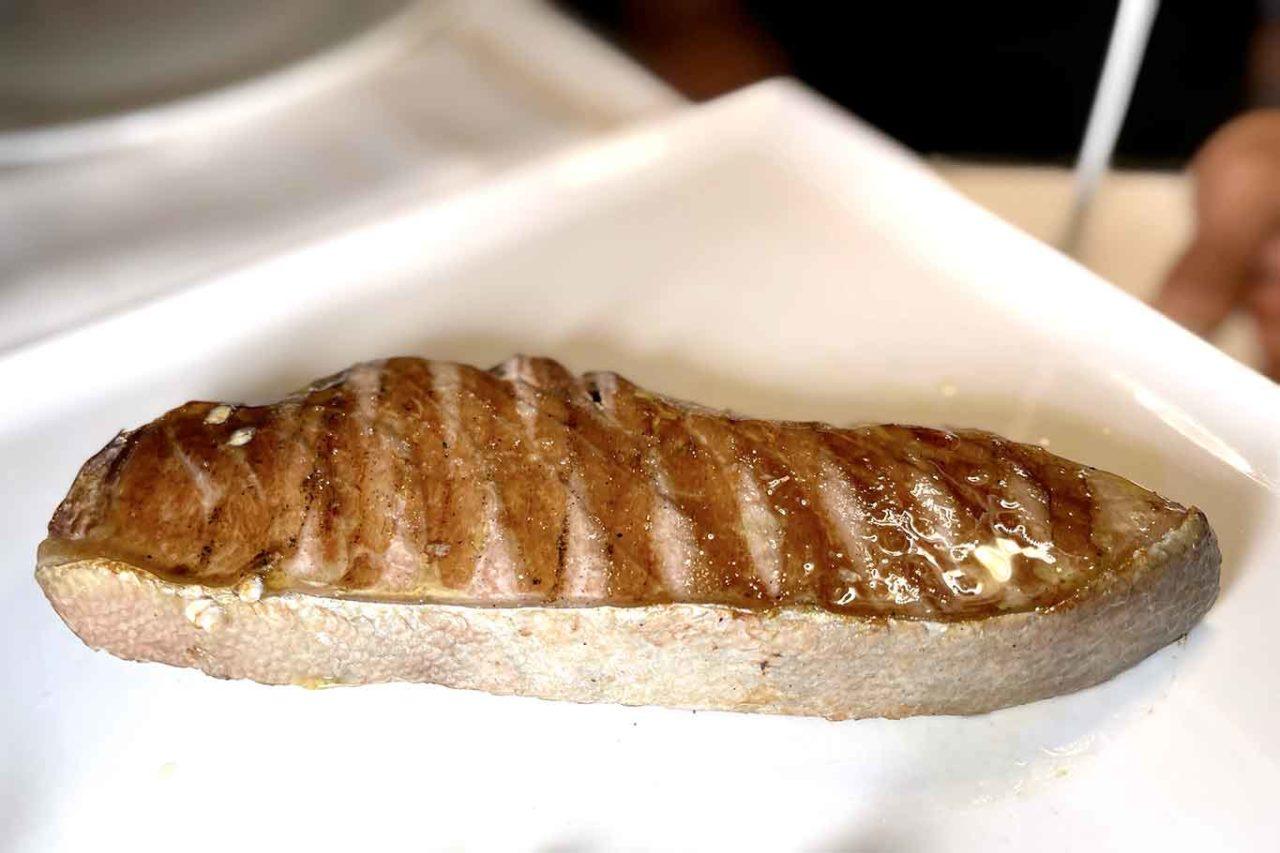 ristorante Il Veliero Acciaroli Cilento tonno