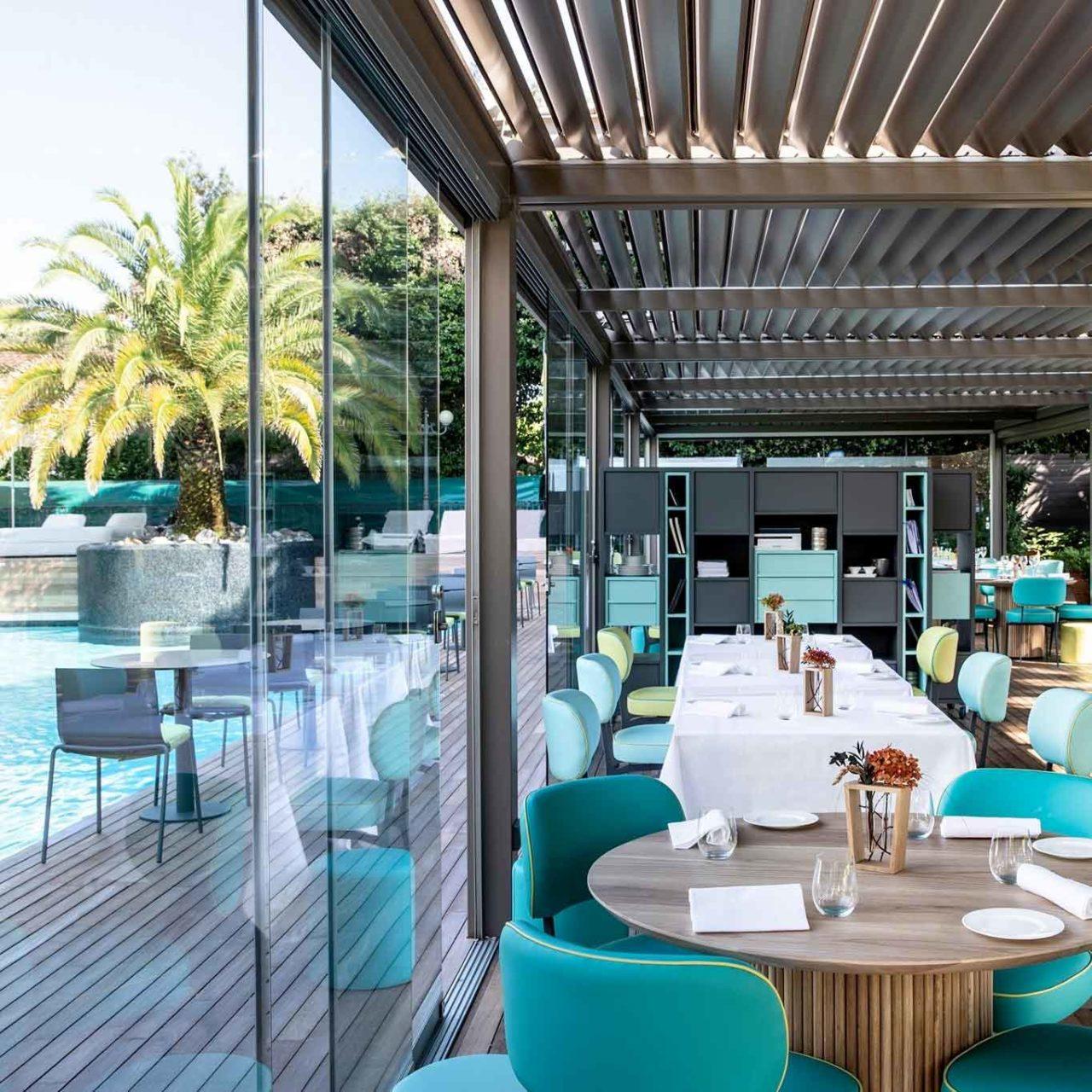 La Magnolia ristorante stella Michelin a Forte dei Marmi