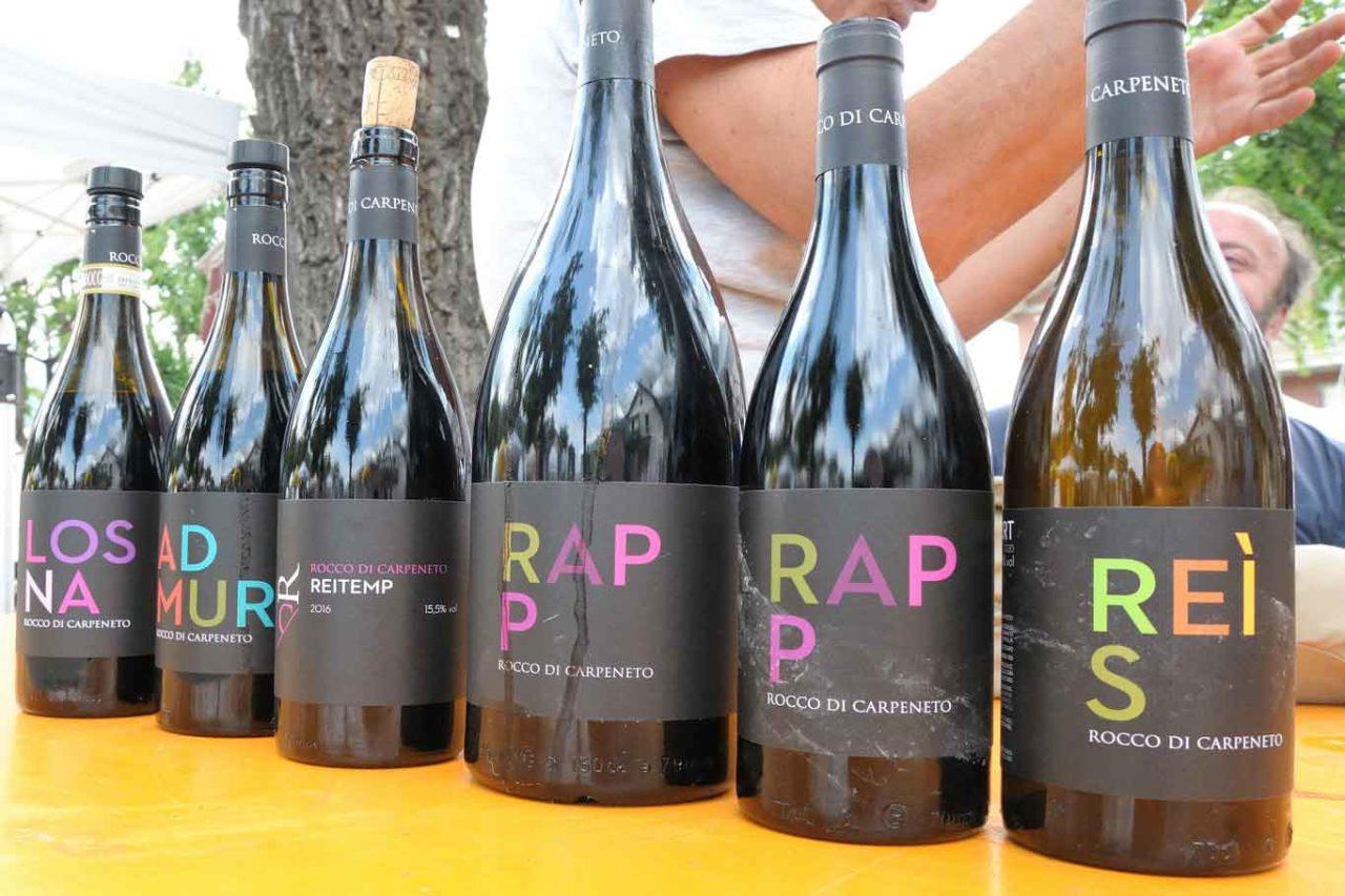 migliori vini naturali del Piemonte:  rocco carpeneto