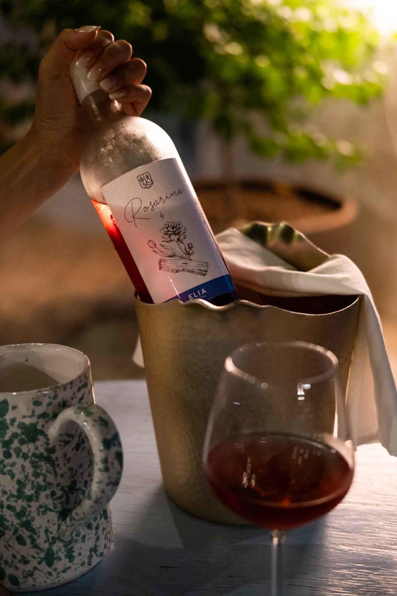 vino rosè Rosarina
