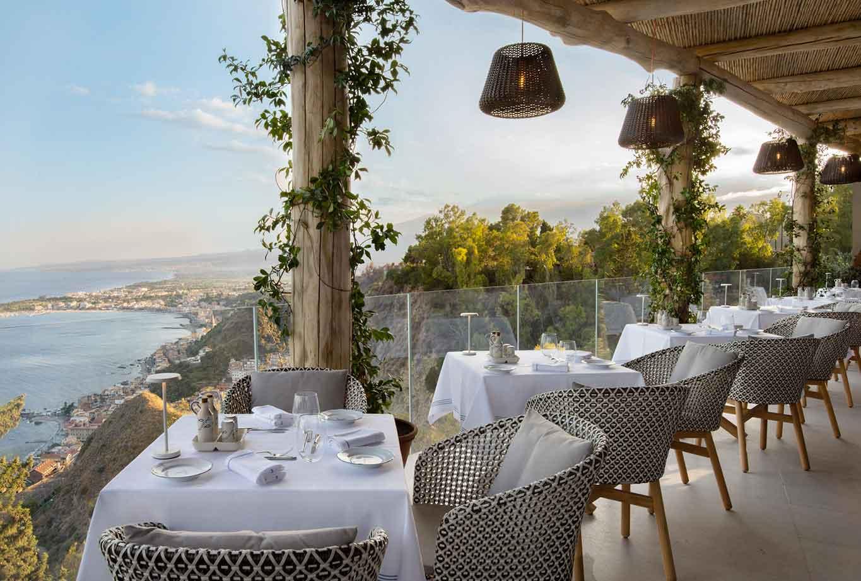 Anciovi ristorante di sushi siciliano a Taormina