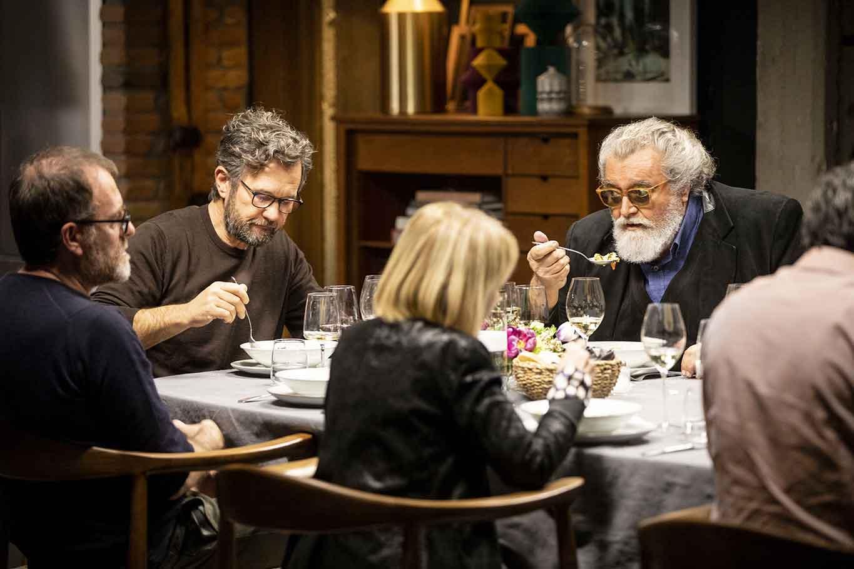 Dinner Club su Sky con Carlo Cracco
