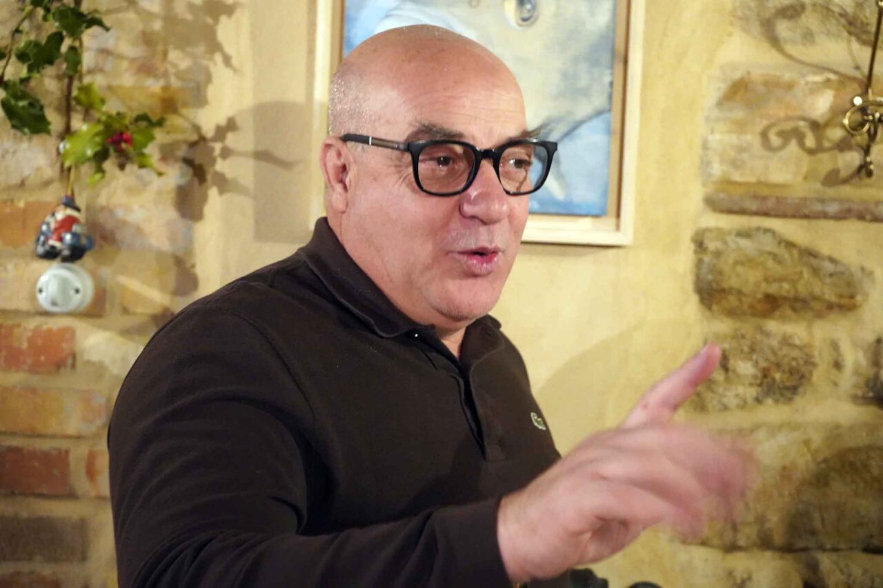 Osteria del Tarassaco Rivisondoli Fabio Ferrara