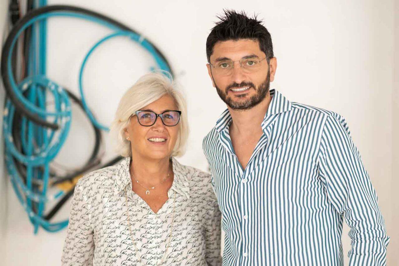 Giovanna Forlanelli Rovati Andrea Aprea ph Daniele Portanome FondazioneRovati