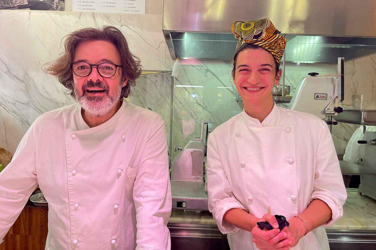 Giuseppe Zen e Paola Mineo