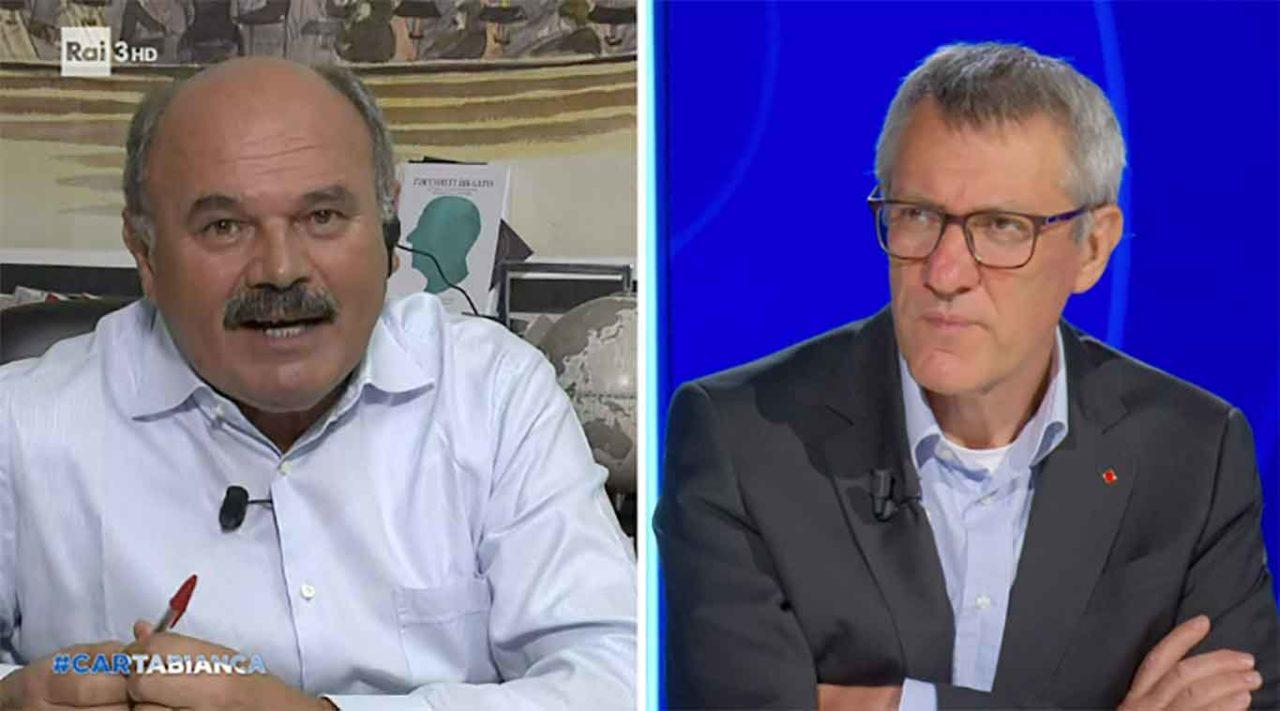 Green Pass emendamenti: Oscar Farinetti e Maurizio Landini