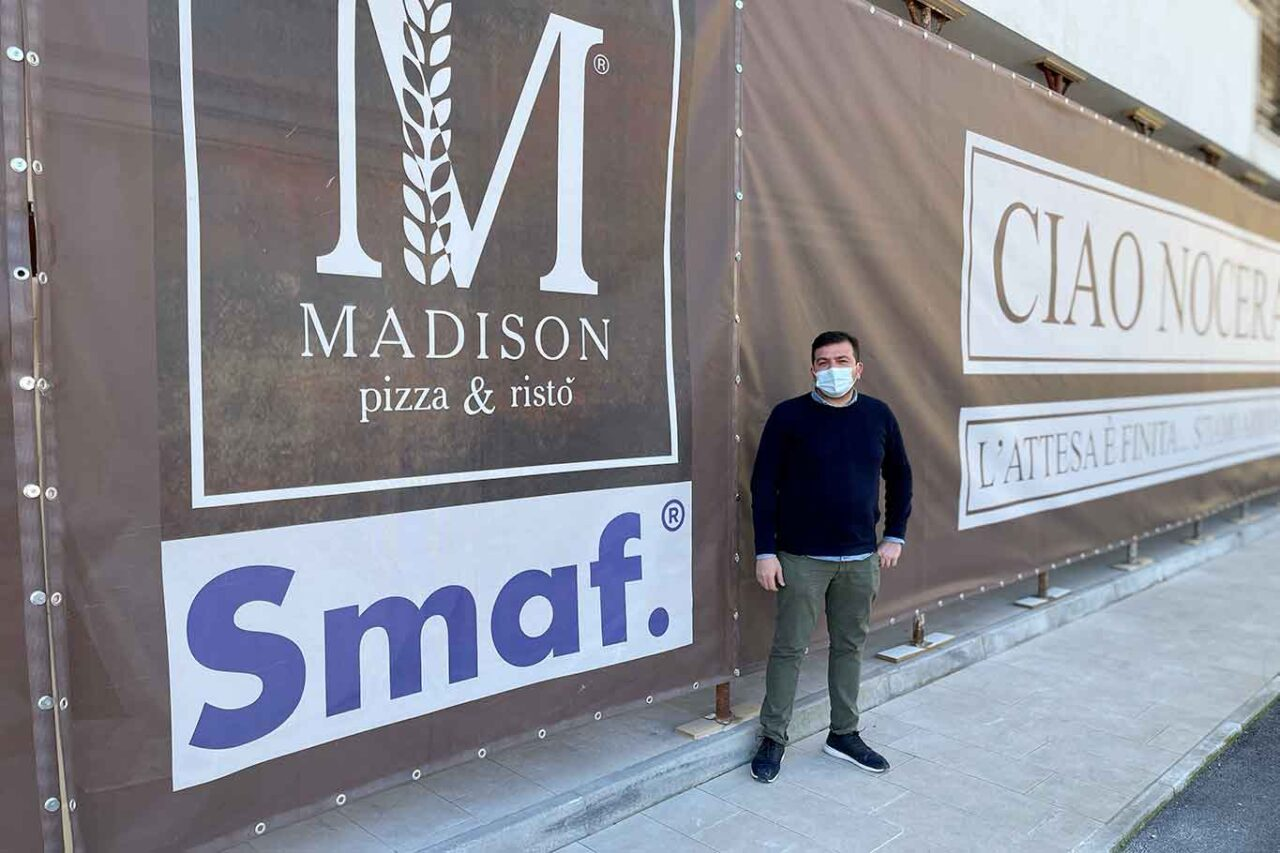 ristorante pizzeria Madison Nocera Superiore Salvatore Pizza di Smaf