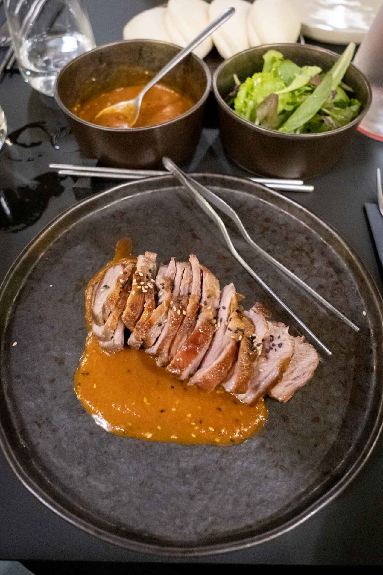 Staj Napoli ristorante Vomero agnello al curry