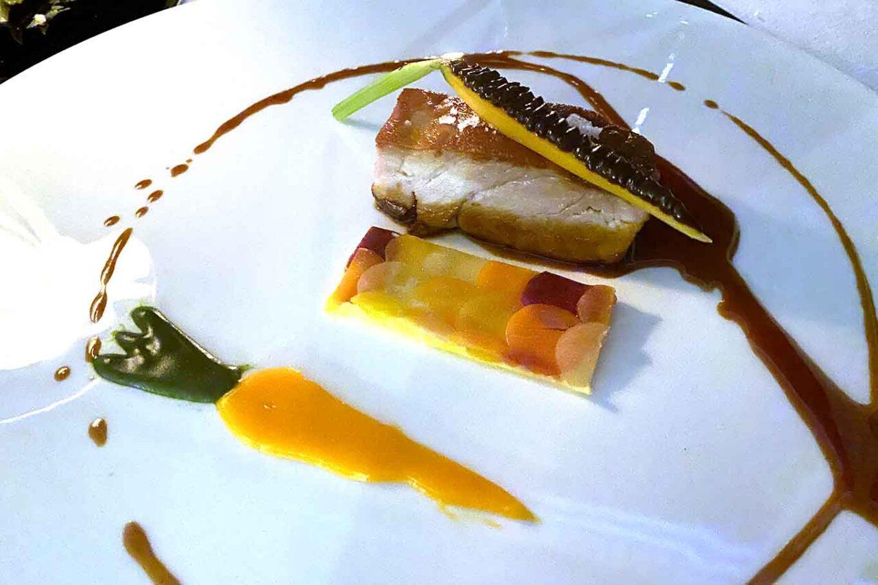 Terrazza Bosquet ristorante Sorrento agnello